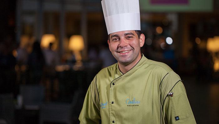 Chef Andrés Sepulveda
